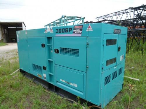 máy phát điện 400kva mitsubishi