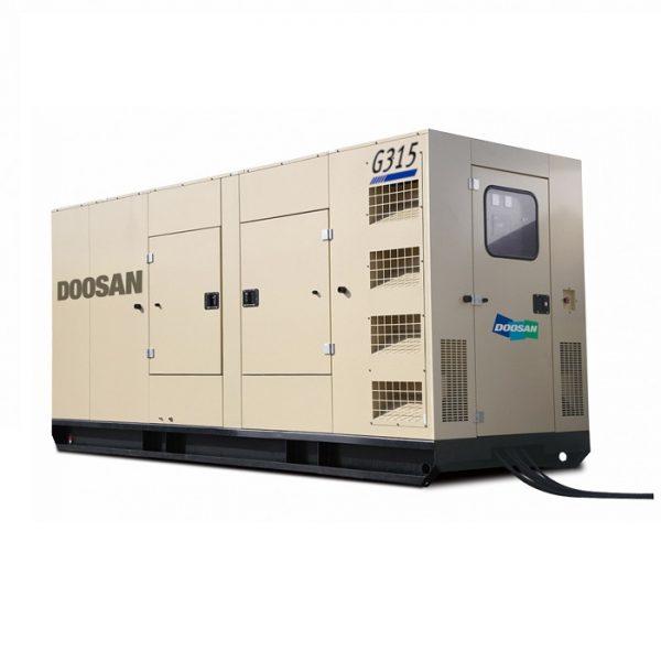 máy phát điện doosan 600kva