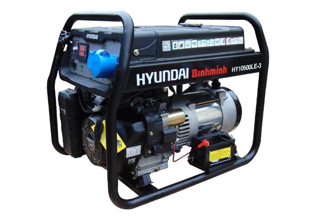 Máy phát điện Hyundai HY10500Le-3