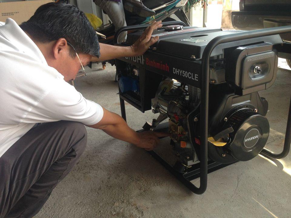 Lựa chọn công suất máy phát điện cho gia đình